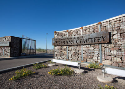 San Carlos Vet Memorial Cemetery